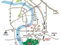 青龙湾中央学府区位图