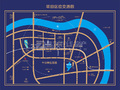 华茂·香江豪苑区位图