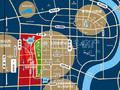 城际空间站(精装)区位图